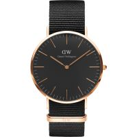Reloj para Unisex Daniel Wellington Classic Black Cornwall Watch 40mm DW00100148