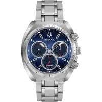 Mens Bulova Sport CURV Chronograph Watch