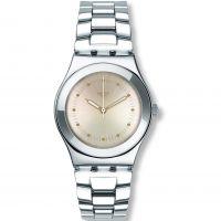 Damen Swatch Puntagialla Uhren