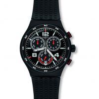 Mens Swatch Destination Shanghai Chronograph Watch
