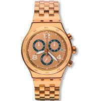 Damen Swatch Spipat Chronograf Uhr