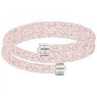 Ladies Swarovski Stainless Steel Crystaldust Bangle 5292438