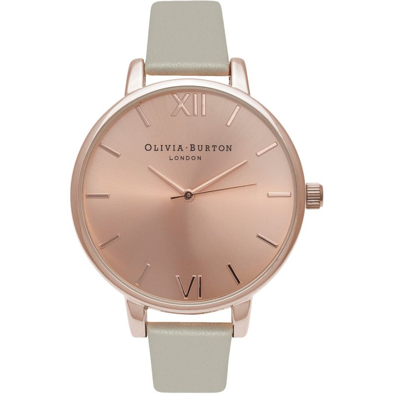 Damen Olivia Burton Big Dial Watch OB16BD98