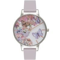 Damen Olivia Burton Painterly Prints Uhr
