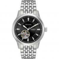 Mens Bulova Mechanicals Automatic Watch
