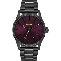 Unisex Nixon The Sentry 38 SS Watch