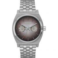 Unisex Nixon The Zeit Teller Deluxe Uhr