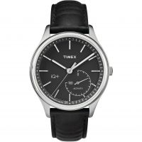 Hommes Timex IQ+ Move Activity Tracker Bluetooth Hybride Smartwatch Montre