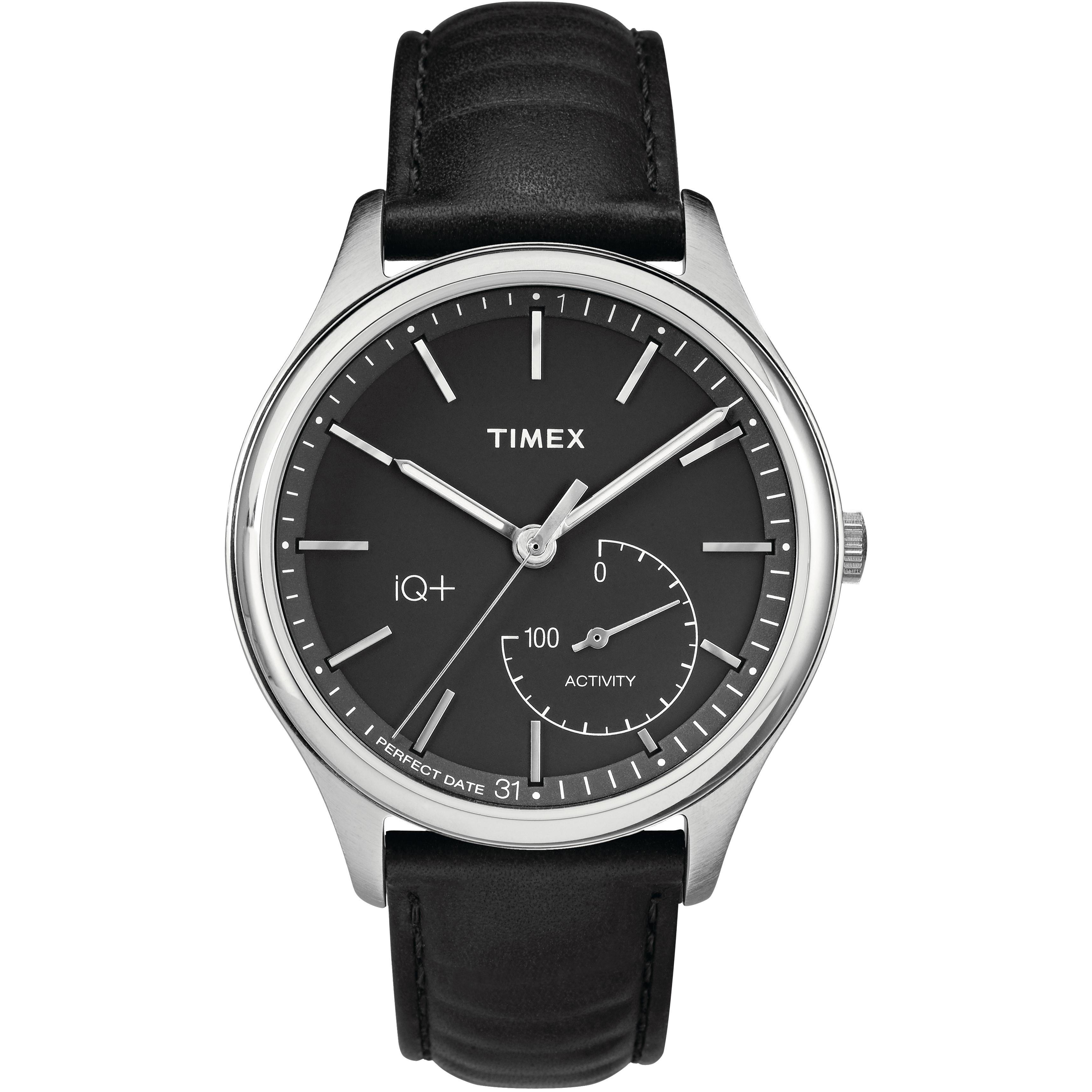 hommes timex iq move activity tracker bluetooth hybride smartwatch montre tw2p93200. Black Bedroom Furniture Sets. Home Design Ideas