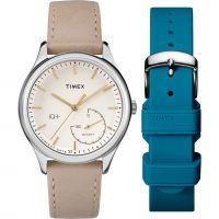 Herren Timex IQ+ Move Activity Tracker Bluetooth hybrid Smartwatch Uhren