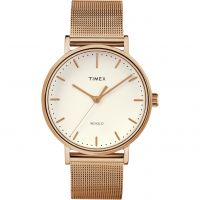 Timex Weekender Fairfield Herenhorloge Rose TW2R26400