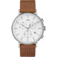 homme Timex Weekender Fairfield Chronograph Watch TW2R26700