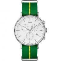 Herren Timex Weekender Fairfield Chronograph Watch TW2R26900
