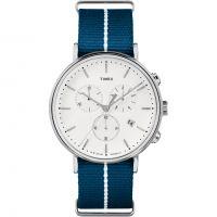 Herren Timex Weekender Fairfield Chronograph Watch TW2R27000