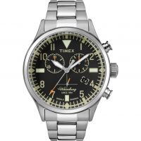 Herren Timex The Waterbury Chronograf Uhr