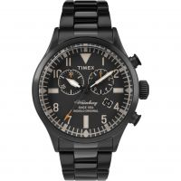 homme Timex The Waterbury Chronograph Watch TW2R25000