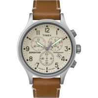 Mens Timex Expedition Chronograph Watch TW4B09200