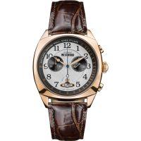 Unisex Vivienne Westwood Hampstead Chronograph Watch VV176WHBR