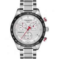 homme Tissot PRS516 Chronograph Watch T1004171103100