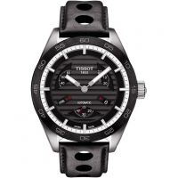 homme Tissot PRS516 Small Second Watch T1004281605100