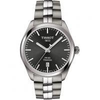 Herren Tissot PR100 Titan Uhr
