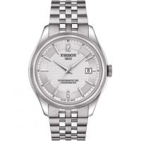 Mens Tissot Ballade COSC Powermatic 80 Silicon Balance Spring Watch