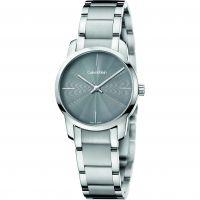 Damen Calvin Klein City Uhr