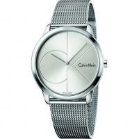 Unisex Calvin Klein Minimal 40mm Watch K3M2112Z