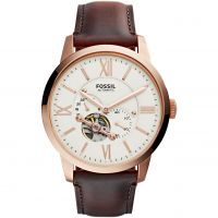 Mens Fossil Mechanicals Automatic Watch