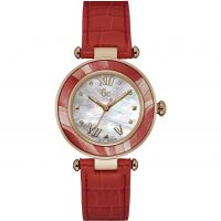 Damen Gc Ladychic Watch Y12006L1