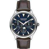 Damen Movado Heritage Serie Celestograph Uhren