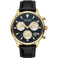 Mens Movado Heritage Series Calendoplan Chronograph Watch