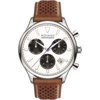 Herren Movado Heritage Chronograf Uhren