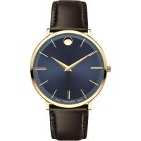 Herren Movado Ultra Slim Watch 0607088