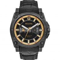 Mens Bulova Precisionist GRAMMYs Limited Edition Watch