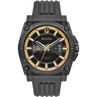 Herren Bulova Precisionist GRAMMYs Limited Edition Watch 98B294