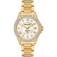 Damen Bulova Marine Star Watch 98R235