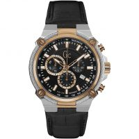 Herren Gc Cable Force Chronograph Watch Y24005G2