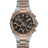 Mens Gc Cable Force Chronograph Watch