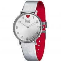 Ice-Watch Love Dameshorloge Zilver 013375