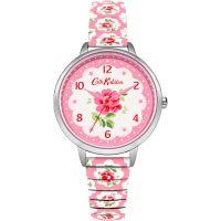 femme Cath Kidston Provence Rose Pink Expander Watch CKL030WP