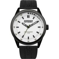 Herren Superdry Regent Corporal Watch SYG207BB