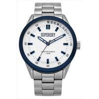 Herren Superdry Regent Corporal Watch SYG207WSM