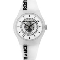 Herren Superdry Urban Semi Opaque Watch SYG168W