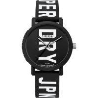 Herren Superdry Campus Fluro Block Uhren
