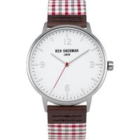Herren Ben Sherman London Watch WB062WUR