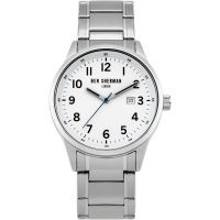 Ben Sherman London Herenhorloge Zilver WB065SM