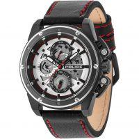 Herren Police Splinter Watch 14688JSBS/04