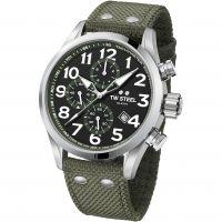 Herren TW Steel Volante Chronograph 48mm Watch VS24