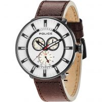 homme Police League Watch 15040XCYB/01